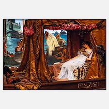 Alma-Tadema - Antony And Cleopatra Wall Art
