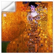 Klimt: Adele Bloch-Bauer I. Wall Art Wall Decal