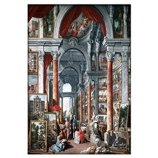Giovanni Paolo Pannini - Gallery Of Wall Art