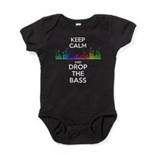 Drop the Bass Baby Bodysuit