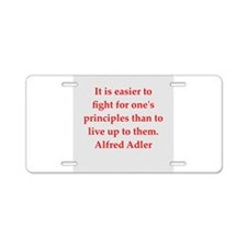 10.png Aluminum License Plate