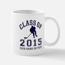 Class Of 2015 Hockey Mugs