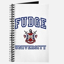 FUDGE University Journal