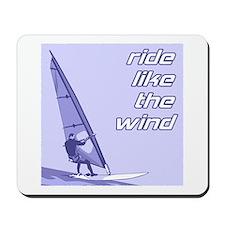 Windsurfing Mousepad