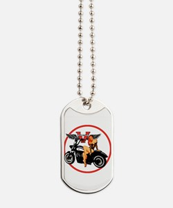 Highball Dog Tags