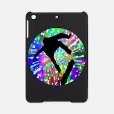 Skateboard Flip Out in Fireworks iPad Mini Case