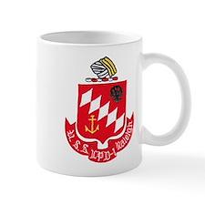 USS RALEIGH Mug