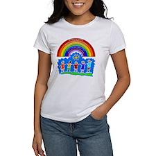 Rainbow Principles Kids Tee