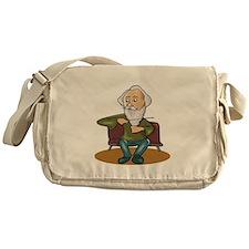 brahms.png Messenger Bag