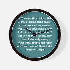 Chopan5.png Wall Clock