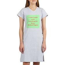 WAG8.png Women's Nightshirt