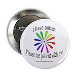 Autism Patience Button