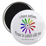 Autism Patience Magnet
