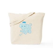 Elephant Peanuts Tote Bag