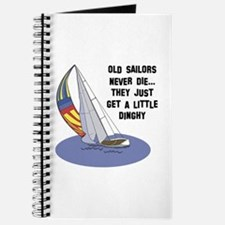Old Sailors Never Die Journal