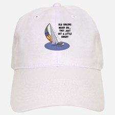 Old Sailors Never Die Baseball Baseball Cap