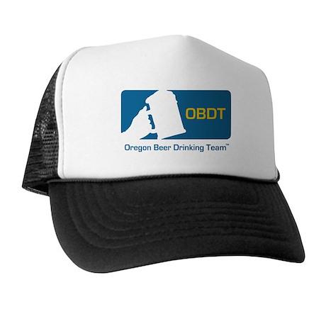 Oregon Beer Drinking Team Trucker Hat