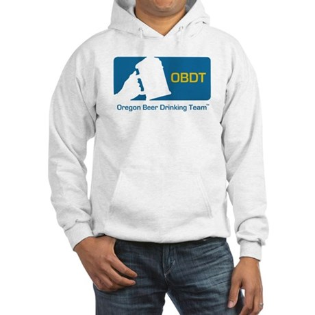 Oregon Beer Drinking Team Hooded Sweatshirt