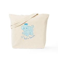 Paid in Peanuts Tote Bag
