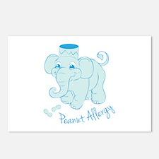 Peanut Allergy Postcards (Package of 8)