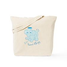 Peanut Allergy Tote Bag