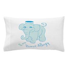 Peanut Allergy Pillow Case