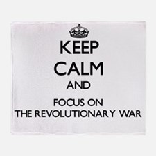 Keep Calm by focusing on The Revolut Throw Blanket