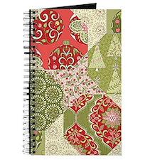 Christmas Quilt Pattern Journal