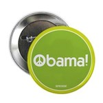 Obama for Peace Button