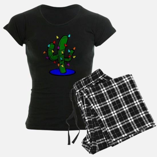 Christmas Tree Cactus Pajamas