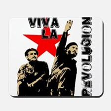 Che/Fidel2 Mousepad