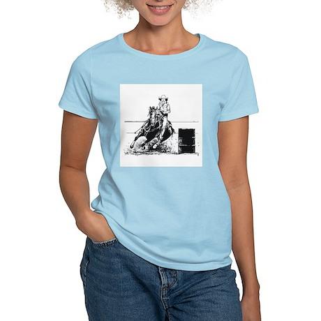 Rodeo Cowgirl Women's Light T-Shirt