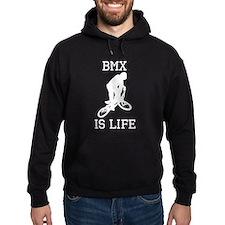 BMX Is Life Hoodie