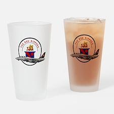 vf11logoapparel.jpg Drinking Glass