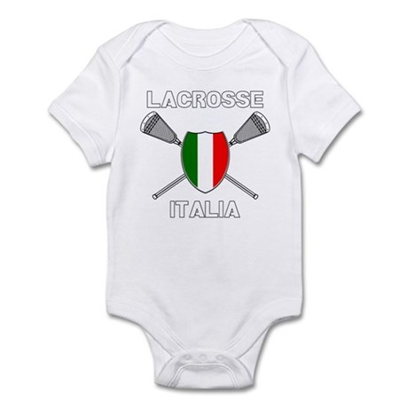 Lacrosse Italia Infant Bodysuit