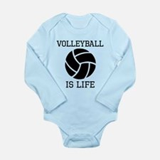 Volleyball Is Life Body Suit