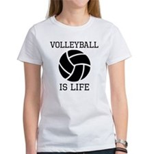 Volleyball Is Life T-Shirt