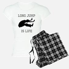 Long Jump Is Life Pajamas