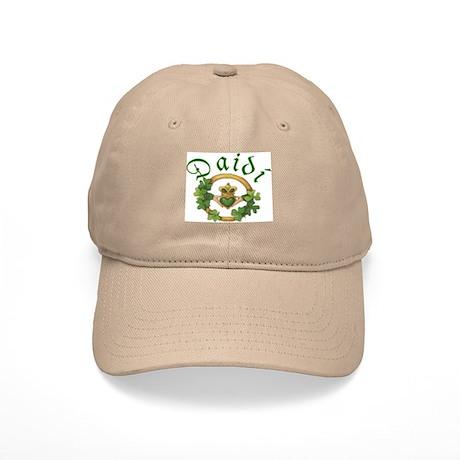 Daddy (Gaelic Claddagh) Baseball Cap