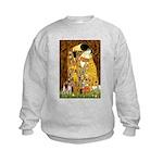 The Kiss & Chihuahua Kids Sweatshirt