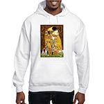 The Kiss & Chihuahua Hooded Sweatshirt