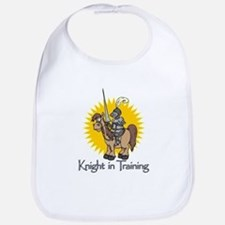 """Knight in Training"" Bib"
