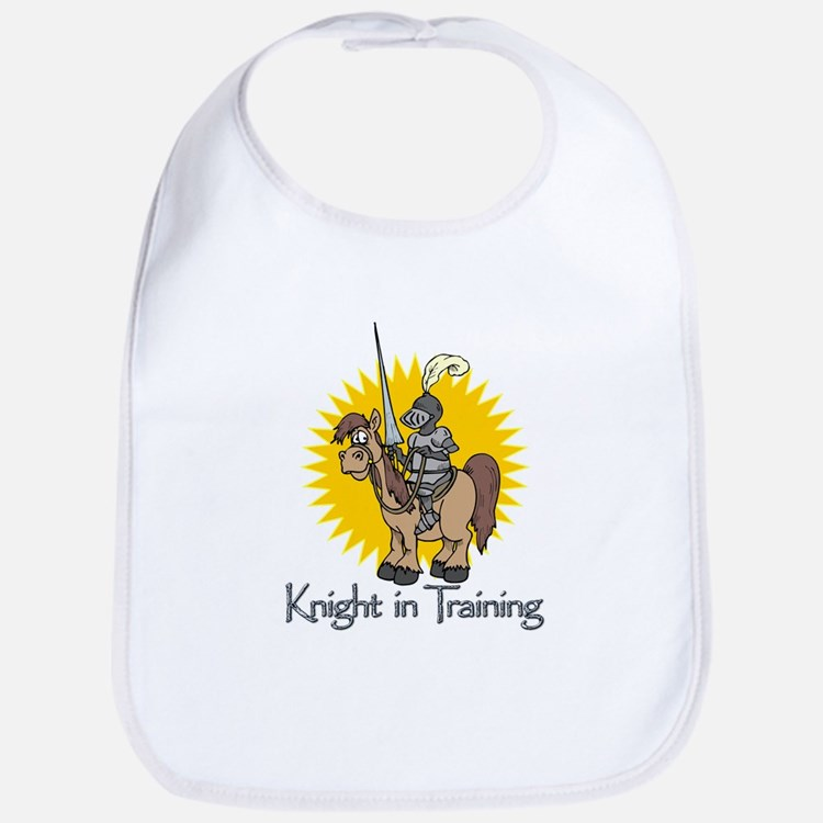 """""""Knight in Training"""" Bib"""
