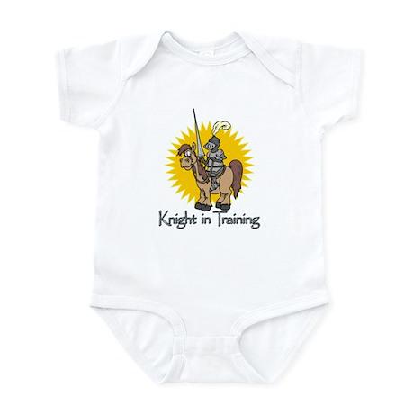 """Knight in Training"" Infant Bodysuit"