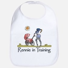 """Rennie in Training"" Bib"