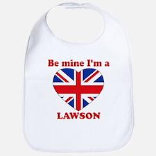 Lawson, Valentine's Day Bib