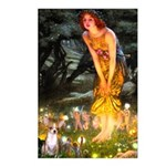 Fairies & Chihuahua Postcards (Package of 8)