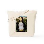 Mona's Coton de Tulear Tote Bag