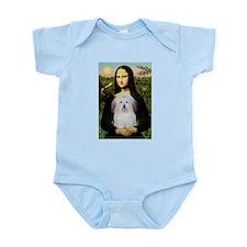 Mona's Coton de Tulear Infant Bodysuit
