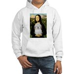 Mona's Coton de Tulear Hooded Sweatshirt